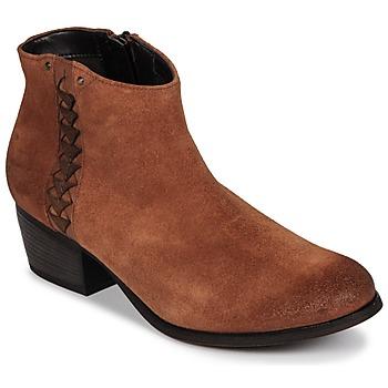 鞋子 女士 短靴 Clarks 其乐 MAYPEARL 深色 / 茶色 / Suede