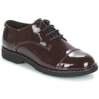 鞋子 女士 德比 Coolway PARIS 波爾多紅 / 漆皮