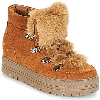 鞋子 女士 短筒靴 Coolway OSLO 驼色