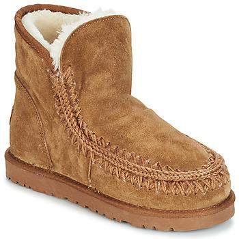 鞋子 女士 短筒靴 Coolway ZOW 驼色
