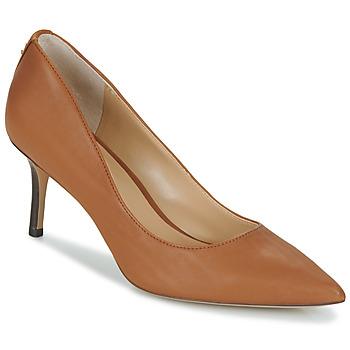 鞋子 女士 高跟鞋 Lauren Ralph Lauren LANETTE 驼色