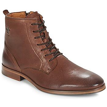 鞋子 男士 短筒靴 Kost NICHE 1 棕色