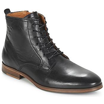 鞋子 男士 短筒靴 Kost NICHE 1 黑色