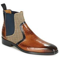 鞋子 男士 短筒靴 Melvin & Hamilton LEWIS 26 棕色 / 海蓝色