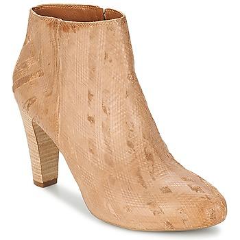 鞋子 女士 短靴 Vic 维克 RIBE INTAGLIATO 棕色
