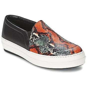 鞋子 女士 平底鞋 McQ Alexander McQueen DAZE 黑色 / 多彩