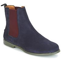 鞋子 女士 短筒靴 Sebago 仕品高 CHELSEA DONNA SUEDE 海蓝色