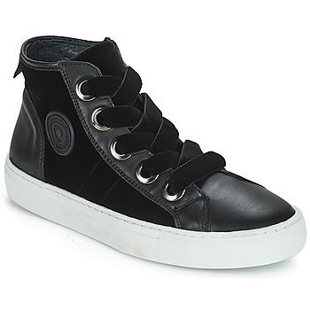鞋子 女士 高帮鞋 Pataugas Zally 黑色
