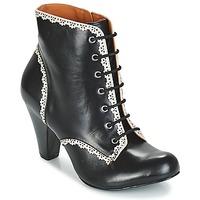 鞋子 女士 短靴 Cristofoli KARANA 黑色