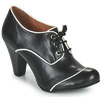 鞋子 女士 德比 Cristofoli GRENATAS 黑色