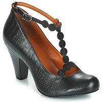 鞋子 女士 高跟鞋 Cristofoli PORUZ 黑色