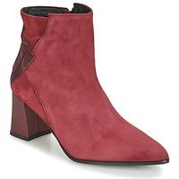 鞋子 女士 短靴 Elizabeth Stuart DHEXTER 波尔多红