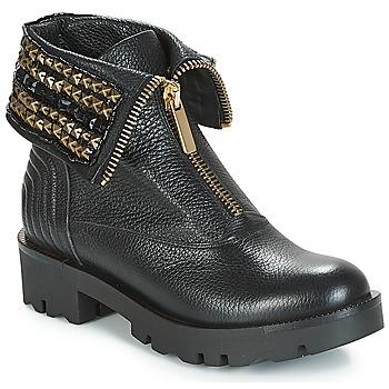 鞋子 女士 短筒靴 Tosca Blu KIRUNA 黑色