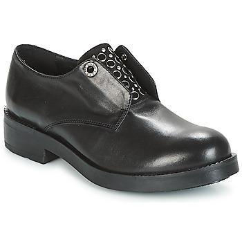 鞋子 女士 德比 Tosca Blu FRASER 黑色