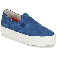 鞋子 女士 平底鞋 Skechers 斯凯奇 UPLIFT 蓝色