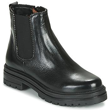 鞋子 女士 短筒靴 Mjus DOBLE CHELS 黑色