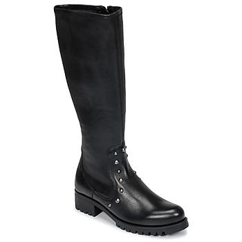 鞋子 女士 都市靴 Unisa IKERI 黑色