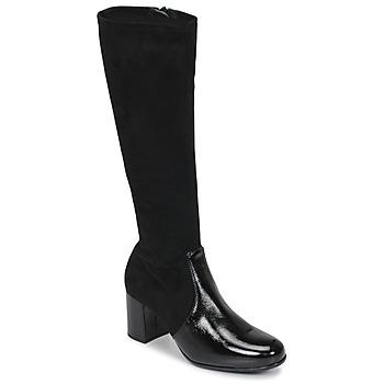 鞋子 女士 都市靴 Unisa ORLANDO 黑色