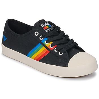 鞋子 女士 球鞋基本款 Gola Coaster rainbow 黑色