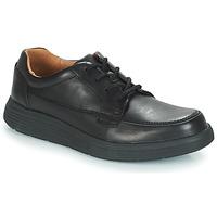 鞋子 男士 德比 Clarks 其乐 Un Abode Ease 黑色