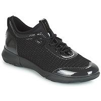 鞋子 女士 球鞋基本款 Geox 健乐士 D NEBULA X 黑色