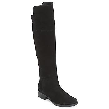 鞋子 女士 绑腿 Geox 健乐士 D FELICITY 黑色