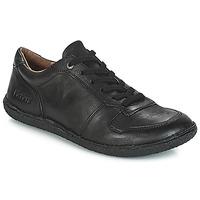 鞋子 女士 德比 Kickers HOME 黑色