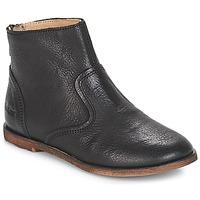 鞋子 女孩 都市靴 Kickers ROXANNA 黑色