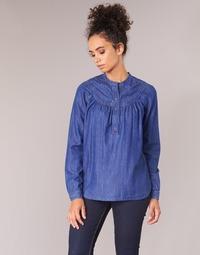 衣服 女士 女士上衣/罩衫 Pepe jeans ALICIA 蓝色