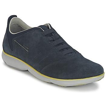 鞋子 男士 球鞋基本款 Geox 健乐士 NEBULA B 海蓝色