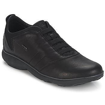 鞋子 男士 球鞋基本款 Geox 健乐士 NEBULA B 黑色