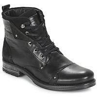 鞋子 男士 短筒靴 Redskins YEDES 黑色