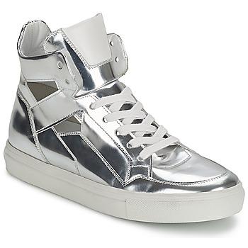 鞋子 女士 高幫鞋 Kennel + Schmenger TONIA 銀色