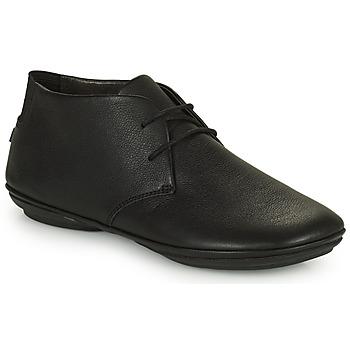 鞋子 女士 德比 Camper 看步 RIGHT NINA 黑色