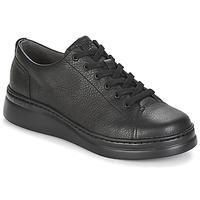 鞋子 女士 球鞋基本款 Camper 看步 RUNNER UP 黑色