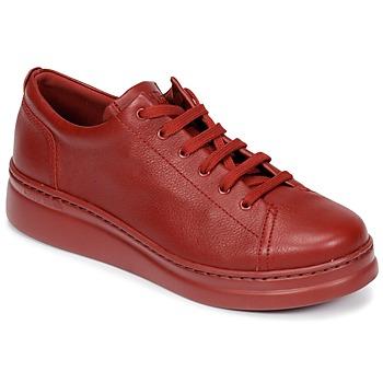 鞋子 女士 球鞋基本款 Camper 看步 RUNNER UP 红色