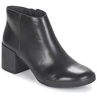 鞋子 女士 短靴 Camper 看步 LOTTA 黑色