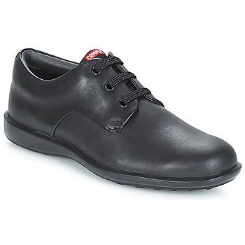 鞋子 男士 德比 Camper 看步 ATOM WORK 黑色