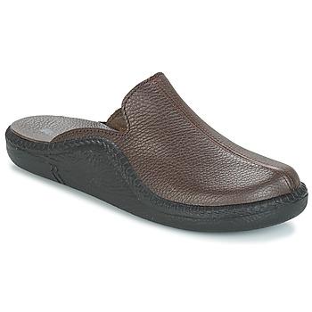 鞋子 男士 拖鞋 Romika MOKASSO 202 G 棕色