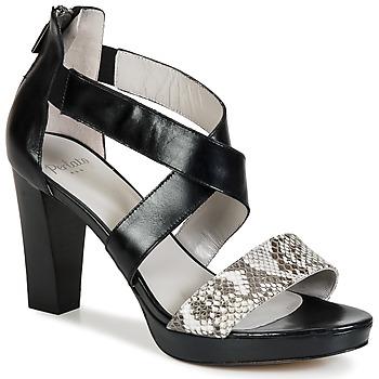 鞋子 女士 凉鞋 Perlato IREGUA 黑色 / Python