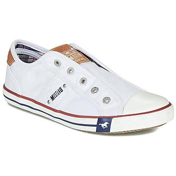 鞋子 女士 球鞋基本款 Mustang NAJERILLA 白色