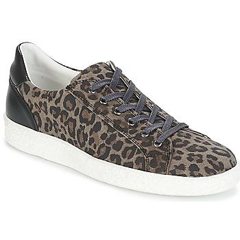 鞋子 女士 球鞋基本款 Yurban JUKKY 黑色