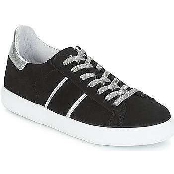 鞋子 女士 球鞋基本款 Yurban JEMMY 黑色