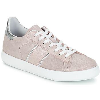 鞋子 女士 球鞋基本款 Yurban JEMMY 玫瑰色