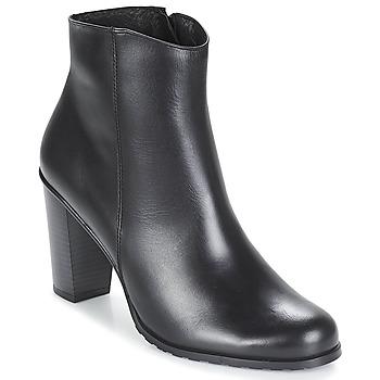 鞋子 女士 短靴 So Size JOTTA 黑色