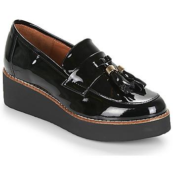 鞋子 女士 皮便鞋 Fericelli JOLLEGNO 黑色