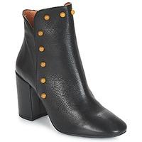 鞋子 女士 短靴 Fericelli JATTIPALIA 黑色