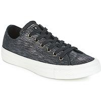 鞋子 女士 球鞋基本款 Converse 匡威 CHUCK TAYLOR ALL STAR OX 黑色