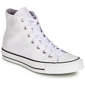 鞋子 女士 高帮鞋 Converse 匡威 CHUCK TAYLOR ALL STAR HI 白色 / 白色