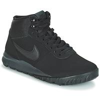 鞋子 男士 短筒靴 Nike 耐克 HOODLAND SUEDE 黑色